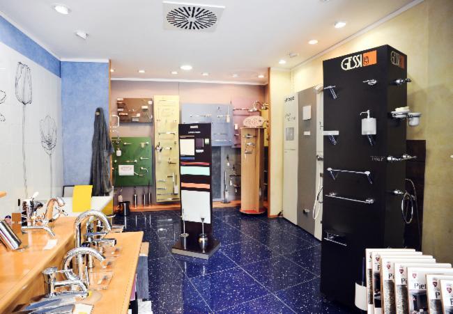 Castaldi Primo Chi siamo - Showroom